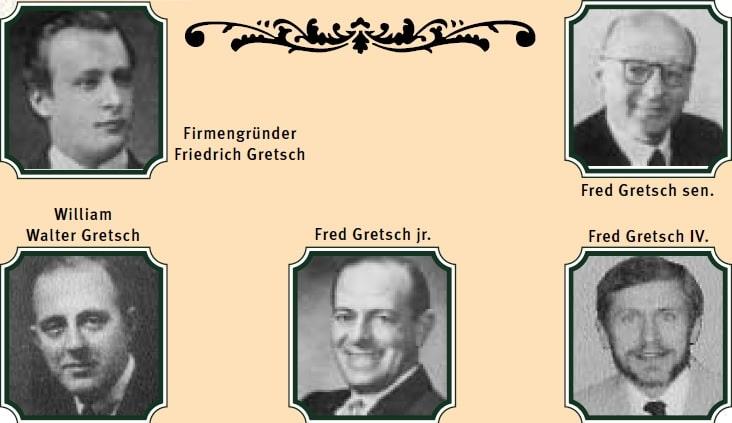 Die Gretsch Familie