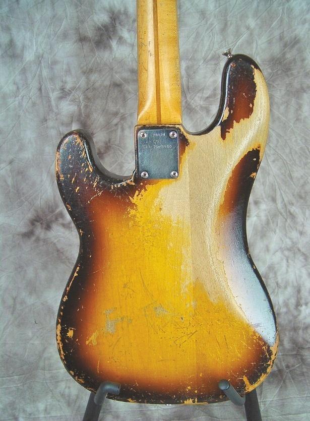 1957 Fender Precision Bass