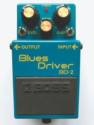 Boss BD-2 Blues Driver Mods