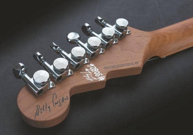 Reverend Guitars Billy Corgan Terz Kopf