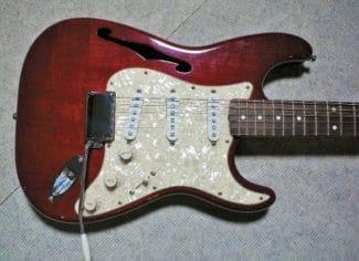 Fender Thinline Strat