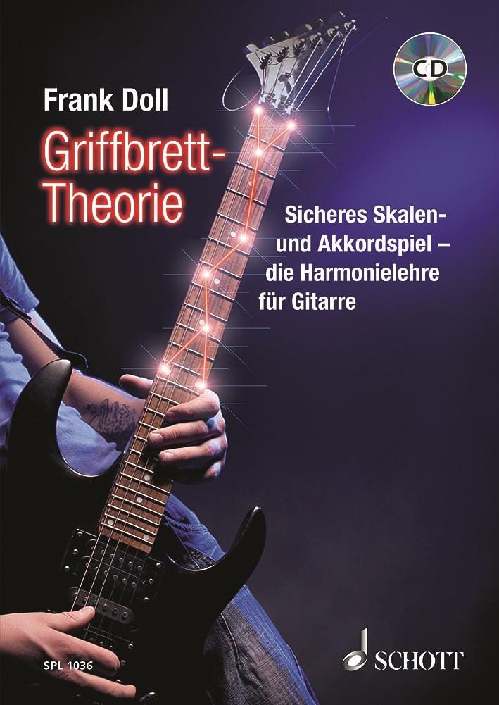 Frank Doll Gitarrenbuch