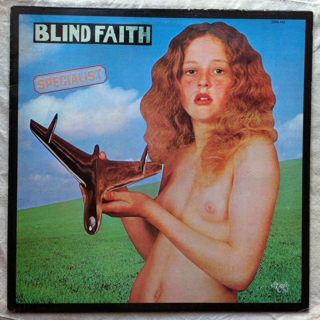 Gibson ES Birthday Blind Faith 1969 COVER