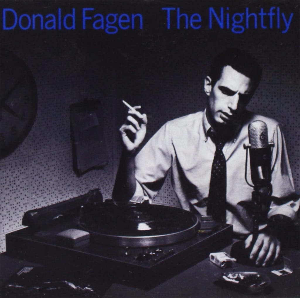 Gibson ES Birthday Donald Fagen The Nightfly 1982 COVER