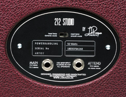 LaRoqua 112 Pro + 212 Studio