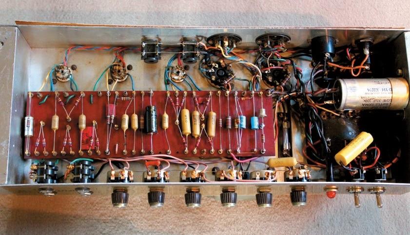 Marshall JTM45 EL34