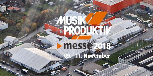Musik Produktiv Messe