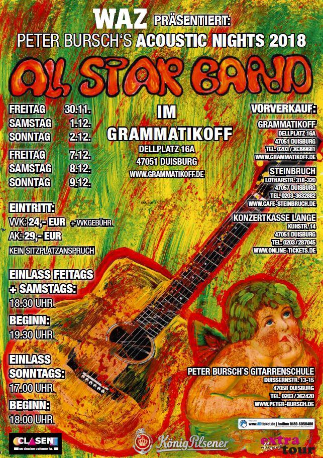 Peter Bursch Allstar Band