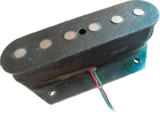 Area T 615 Tele Bridge Pickup DiMarzio