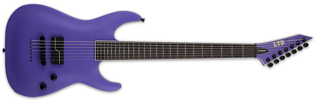 ESP STEPHEN CARPENTER SC-607B1H