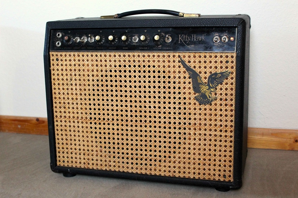 Rare Bird! Kitty Hawk Dumble Clone | GITARRE & BASS