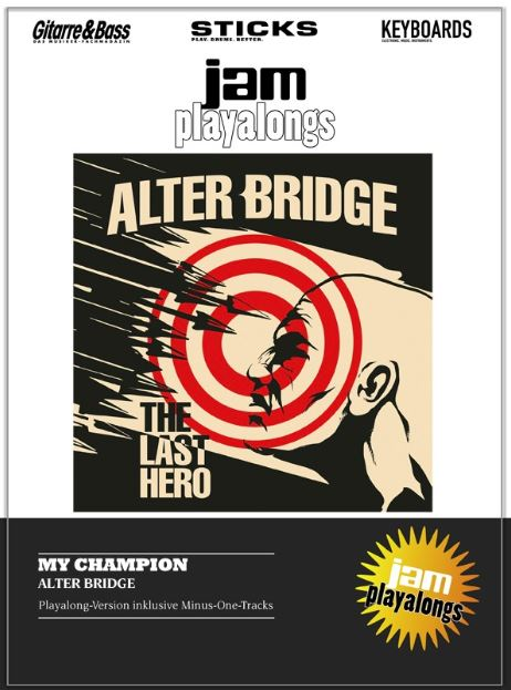 Alter Bridge - My Champion