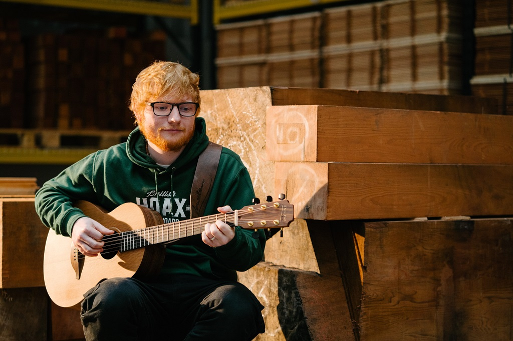 Ed Sheeran Lowden