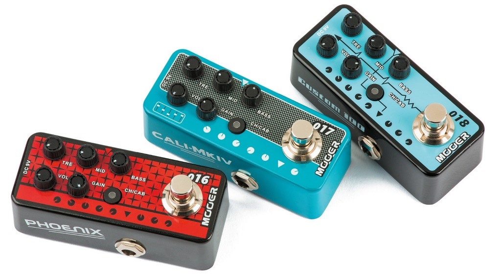 Mooer Micro Preamps