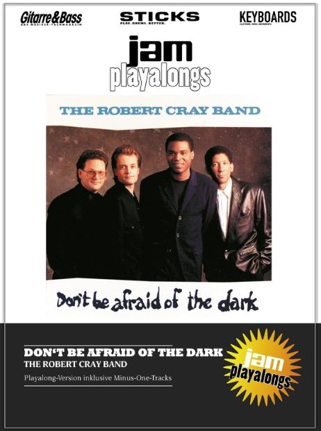 Robert Cray Band - Dont Be Afraid Of The Dark