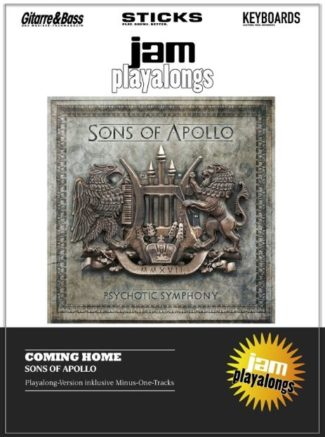 Sons Of Apollo - Coming Home