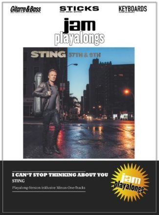 Sting - I Cant Stop Thinking About You