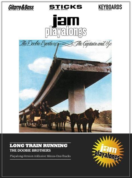 The Doobie Brothers - Long Train Running