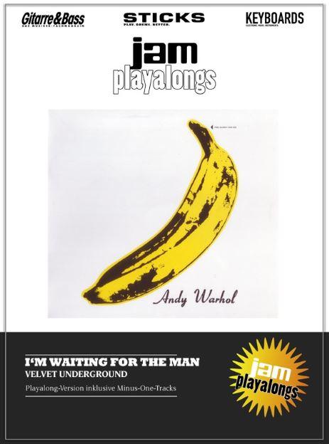 Velvet Underground - Im Waiting For The Man