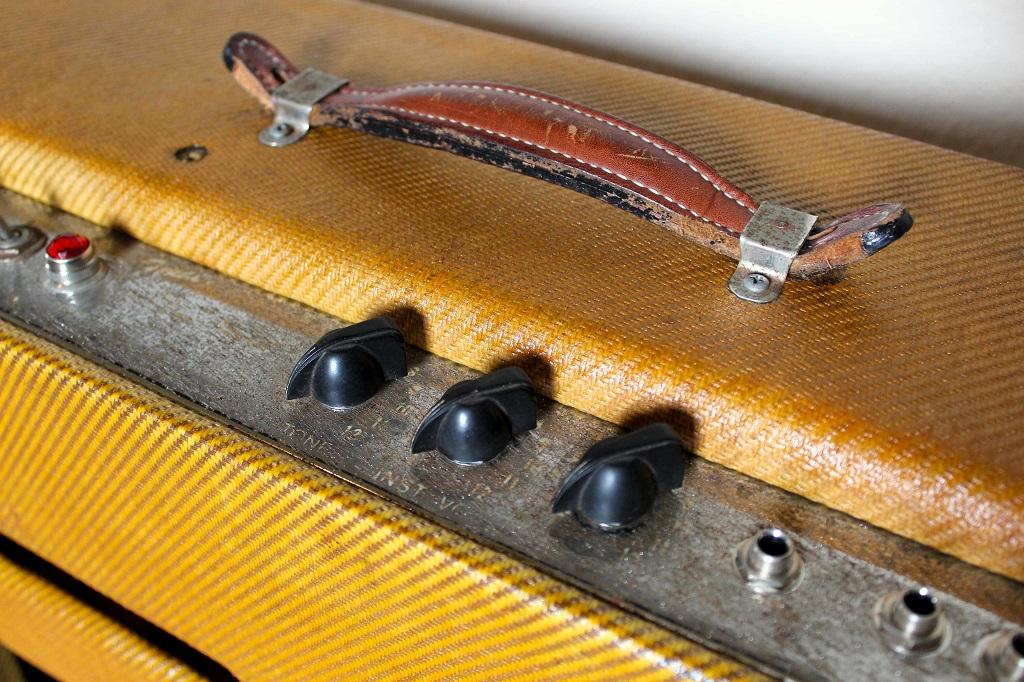 1954 Fender Pro Amp