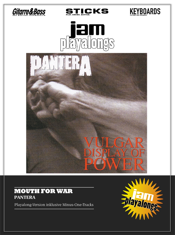 Produkt: Mouth for War – Pantera