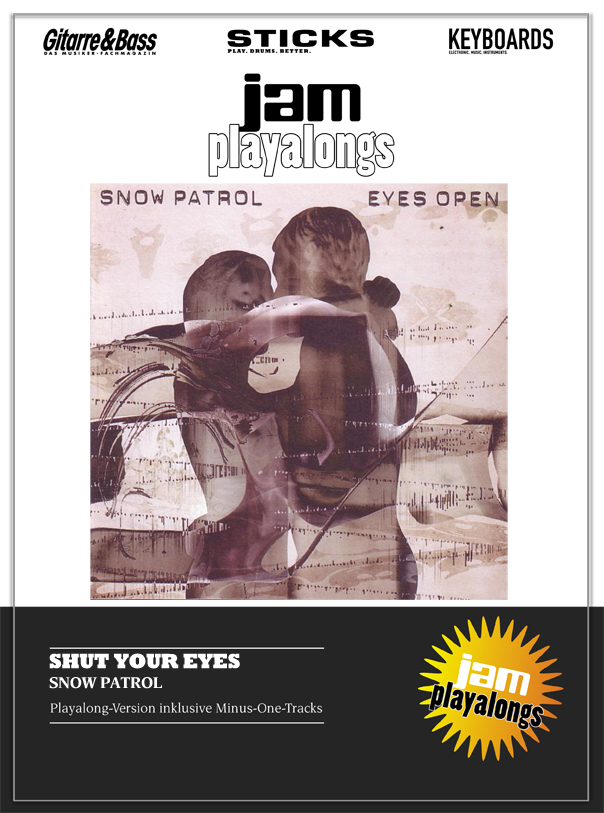 Produkt: Shut Your Eyes – Snow Patrol