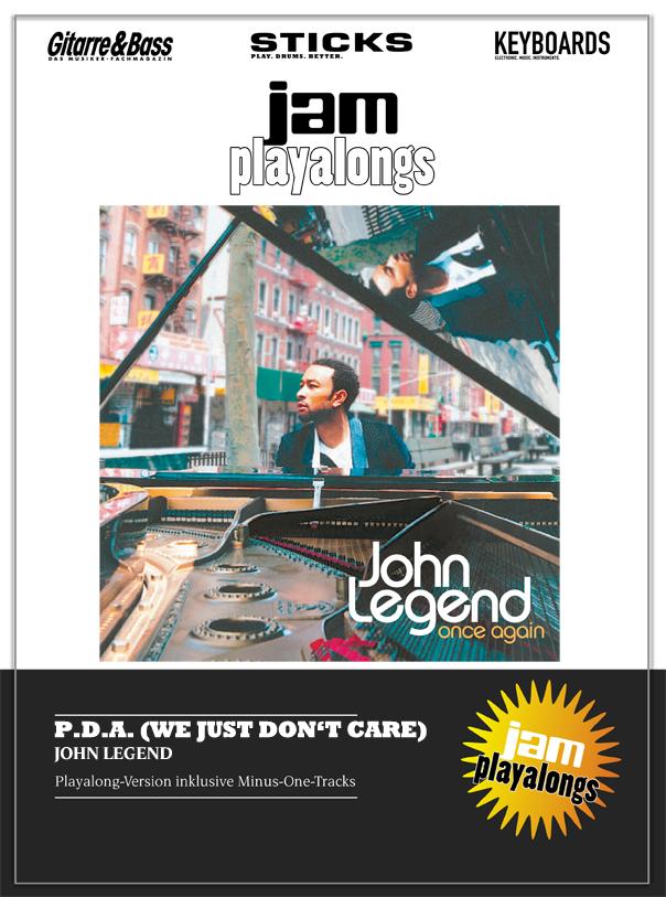 Produkt: P.D.A. (We just don't care) – John Legend