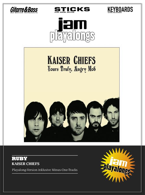 Produkt: Ruby – Kaiser Chiefs