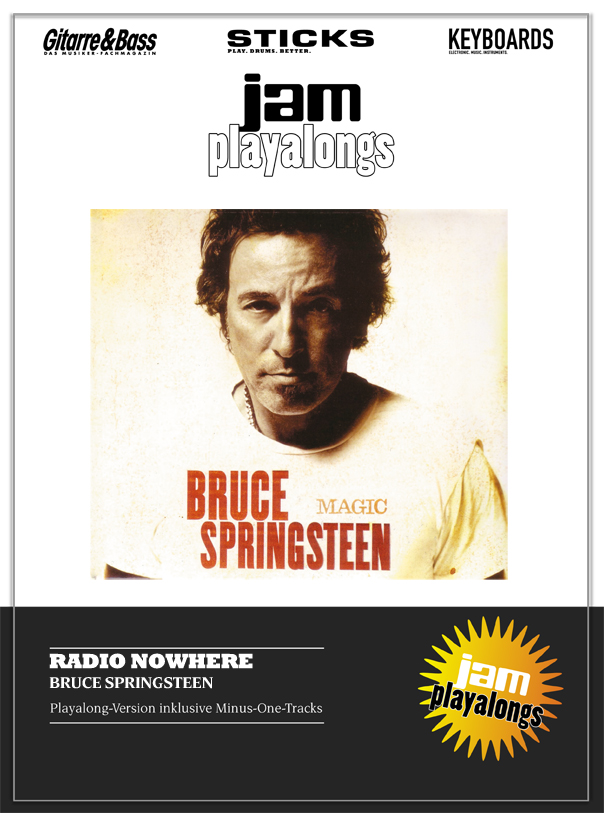Produkt: Radio Nowhere – Bruce Springsteen