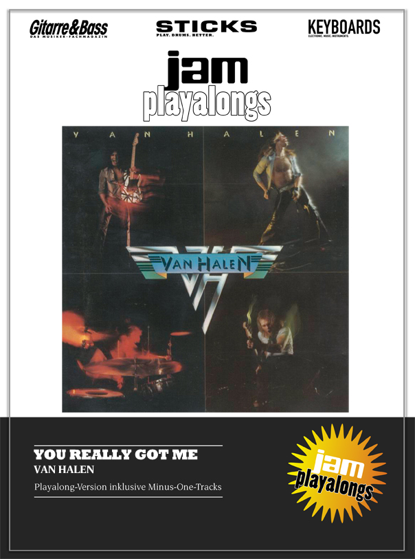 Produkt: You Really Got Me – Van Halen