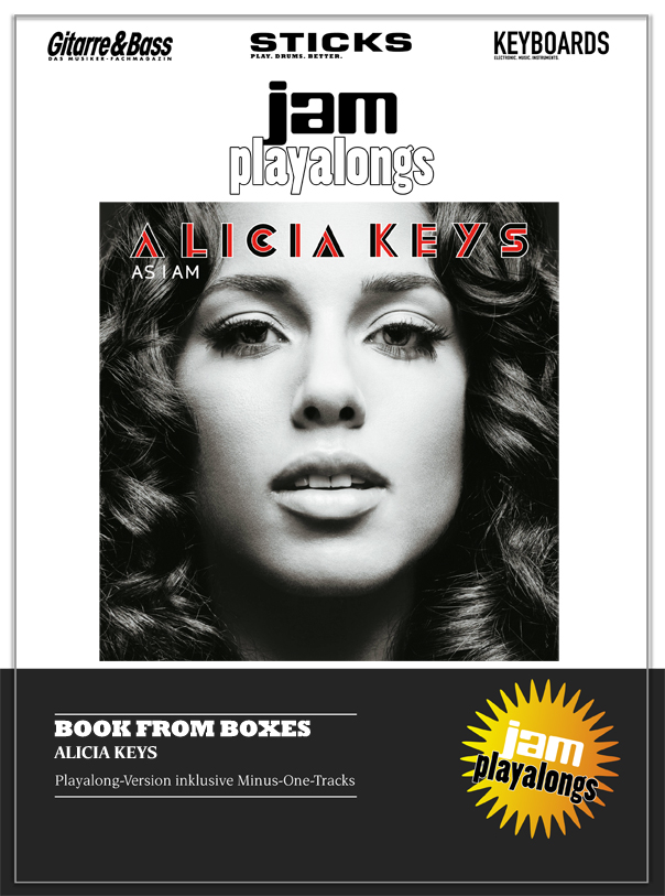 Produkt: No One – Alicia Keys