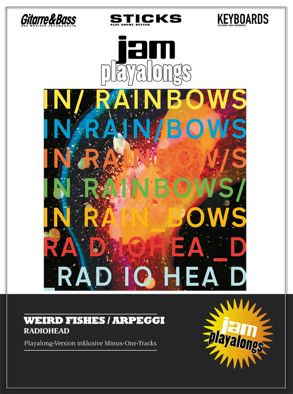 Produkt: Weird Fishes / Arpeggi – Radiohead
