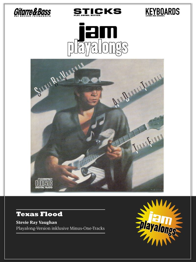 Produkt: Texas Flood – Stevie Ray Vaughan & Double Trouble