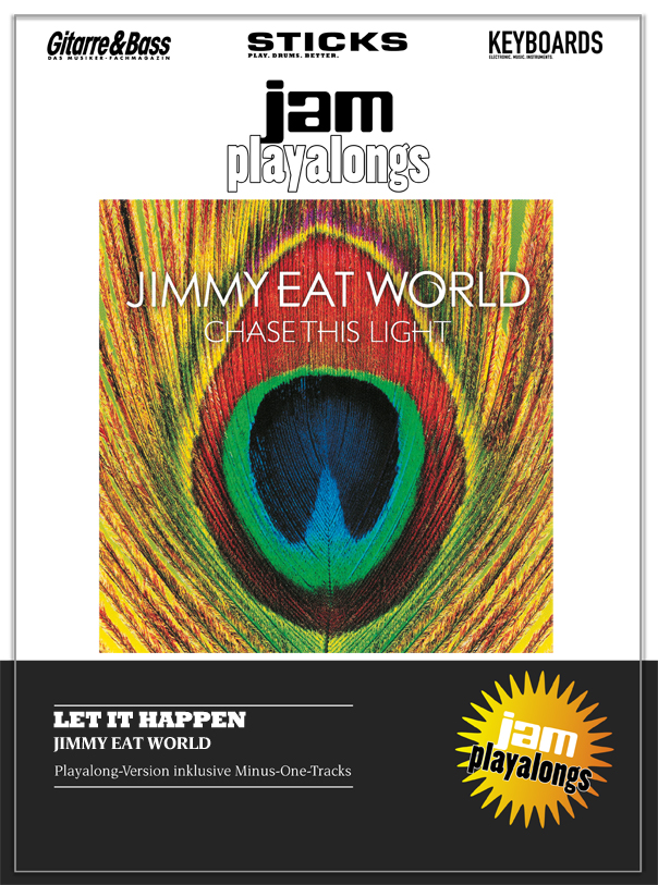 Produkt: Let it Happen – Jimmy Eat World
