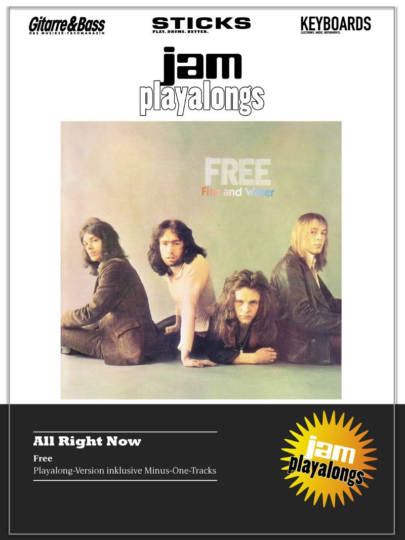 Produkt: All Right Now – Free
