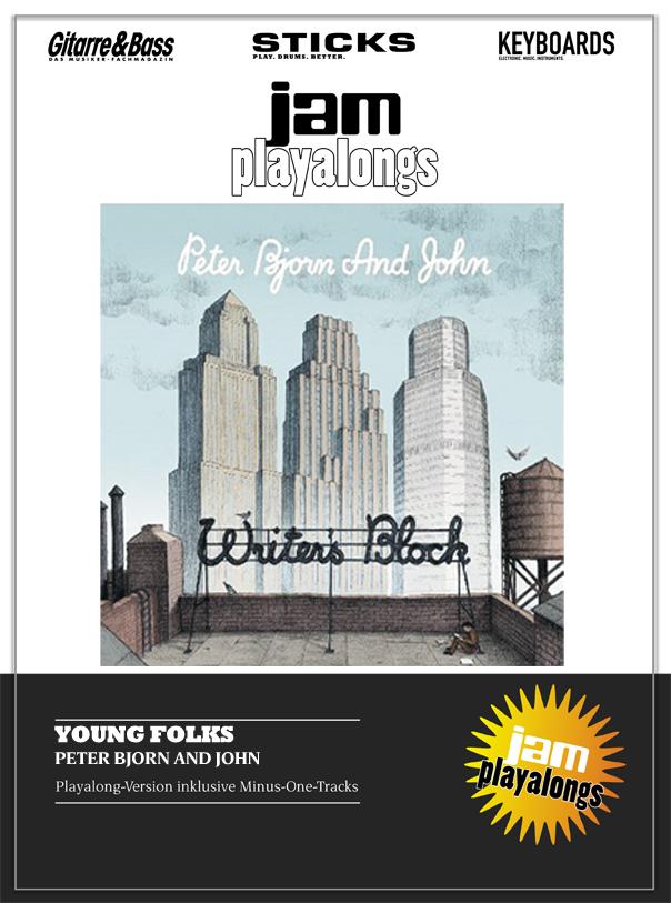 Produkt: Young Folks – Peter Bjorn & John