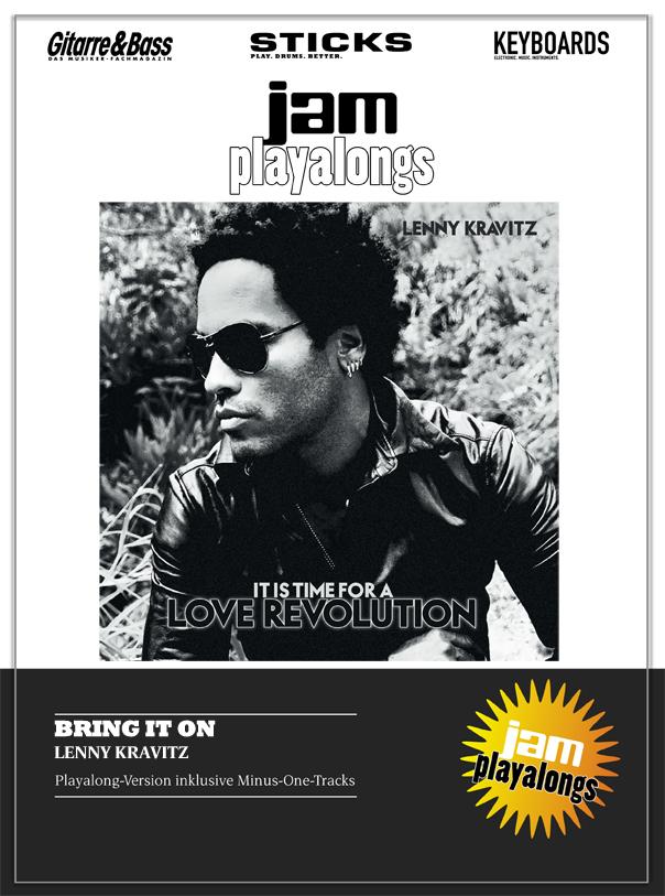 Produkt: Bring it On – Lenny Kravitz
