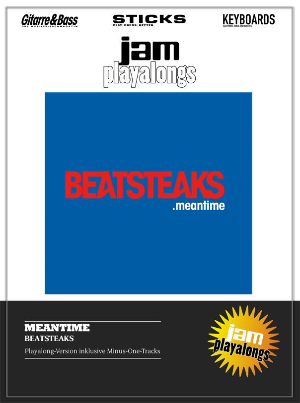 Produkt: Meantime – Beatsteaks