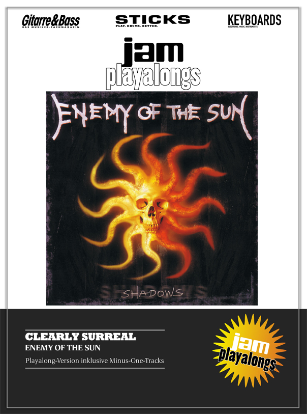 Produkt: Clearly Surreal – Enemy of the Sun