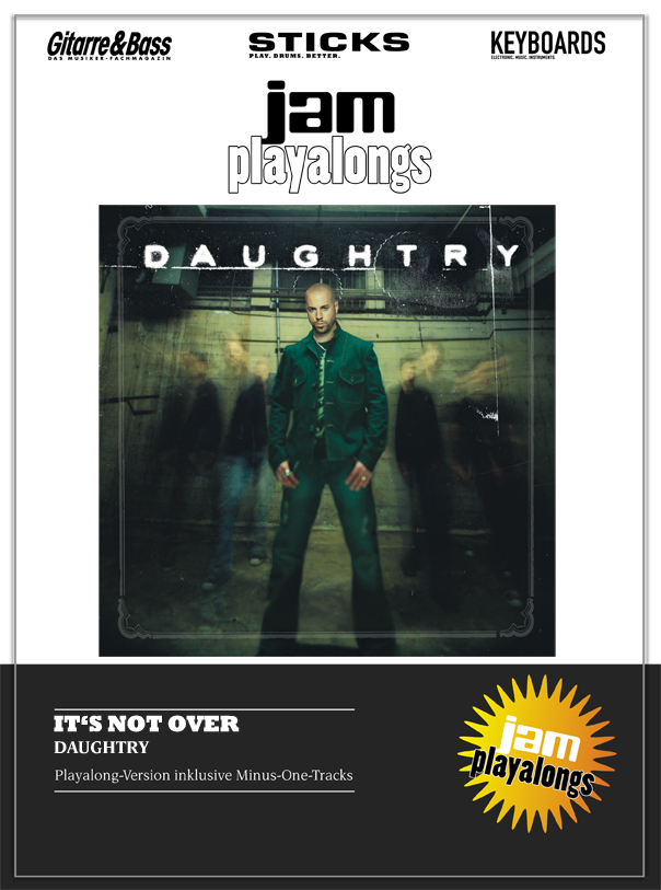 Produkt: It's Not Over – Daughtry