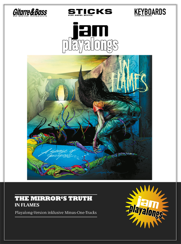 Produkt: The Mirror's Truth – In Flames