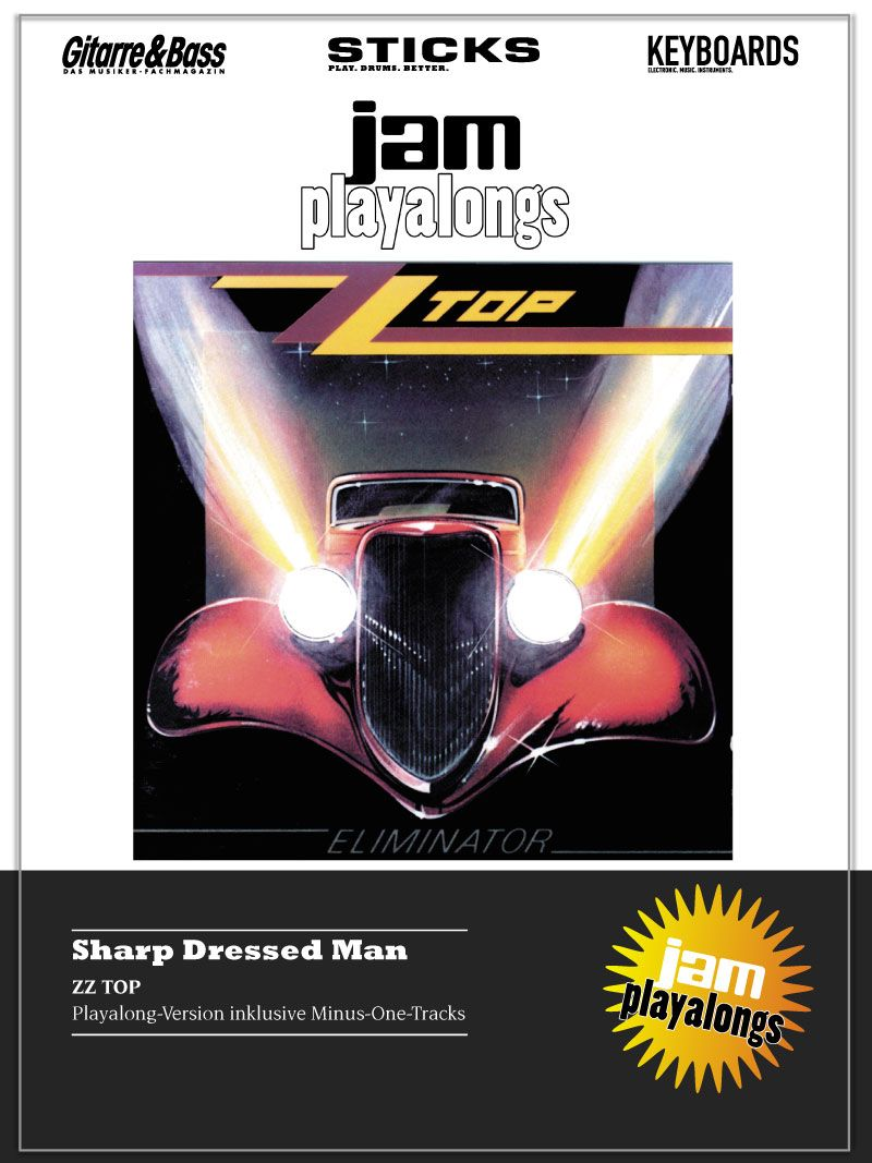 Produkt: Sharp Dressed Man – ZZ TOP