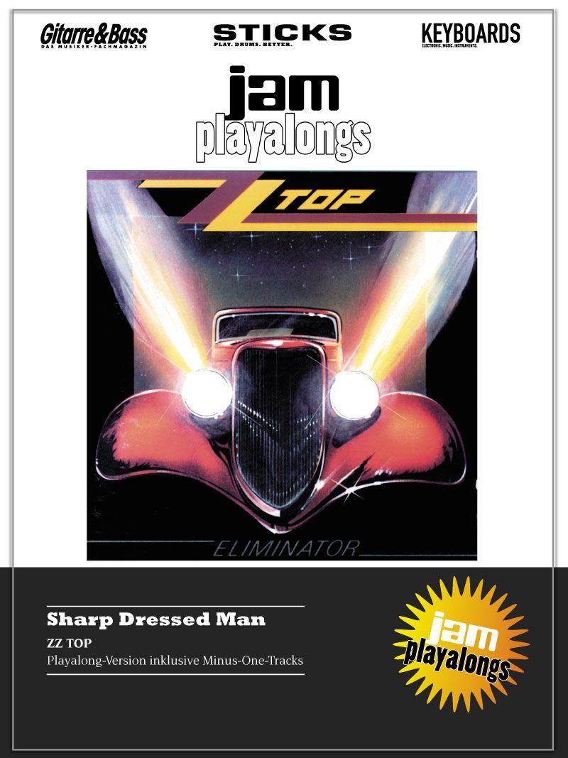 Produkt: Sharp Dressed Man – ZZ TOP