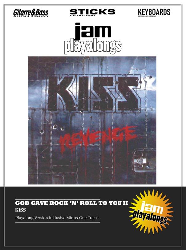Produkt: God Gave Rock & Roll – Kiss