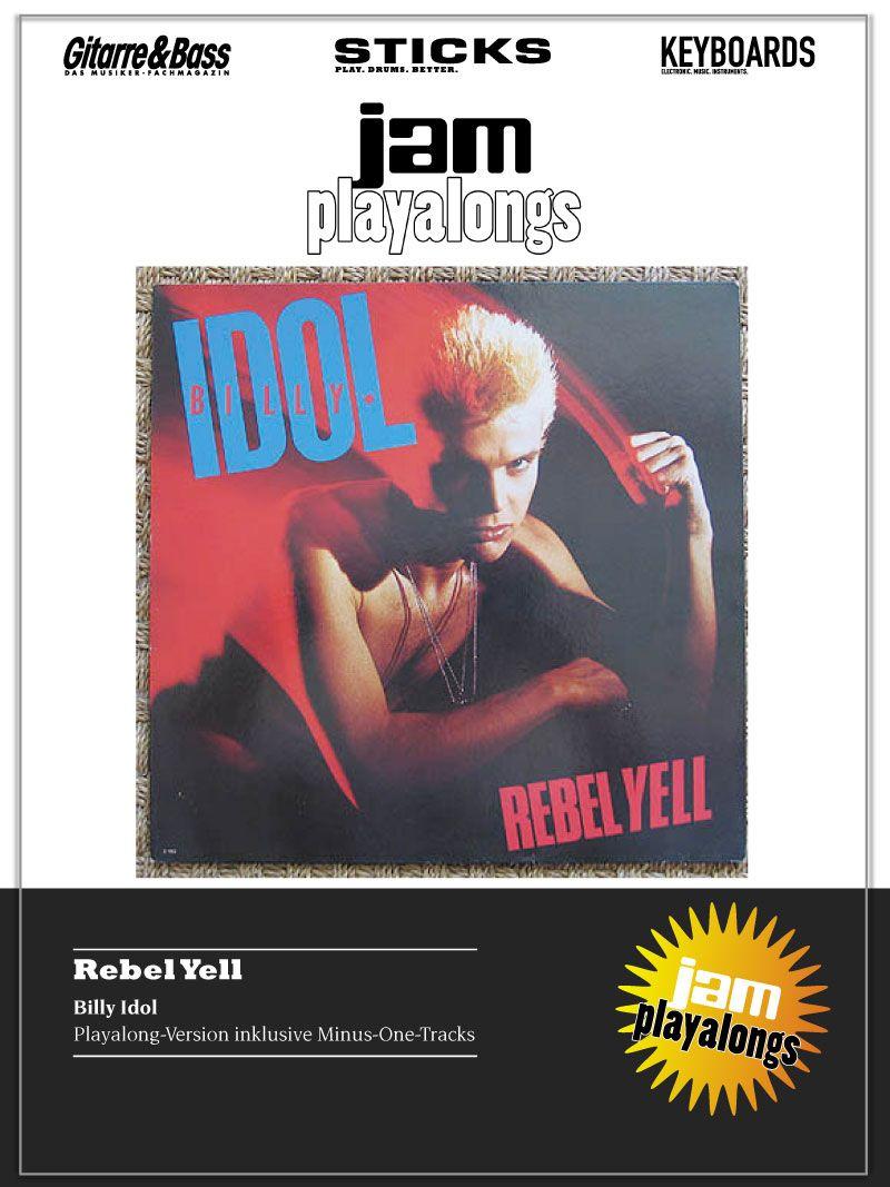 Produkt: Rebel Yell – Billy Idol