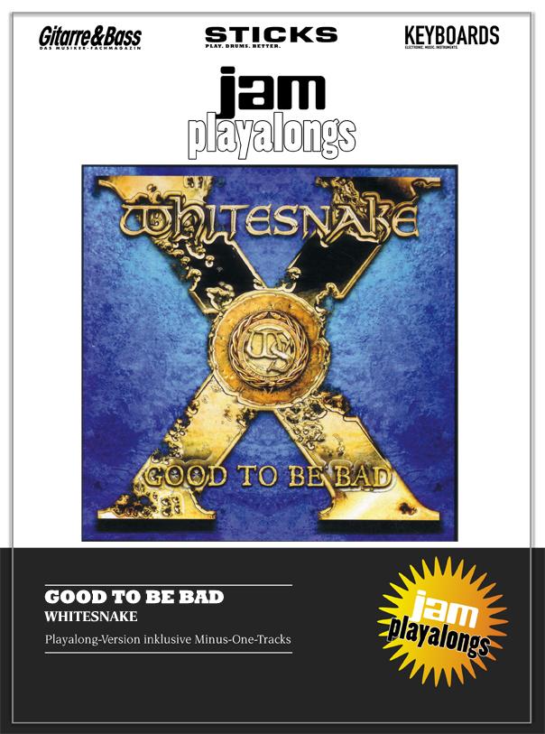 Produkt: Good To Be Bad – Whitesnake