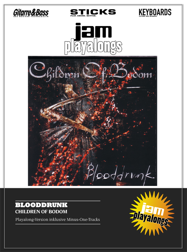 Produkt: Blooddrunk – Children Of Bodom
