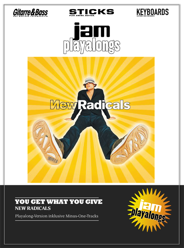 Produkt: You Get What You Give – New Radicals