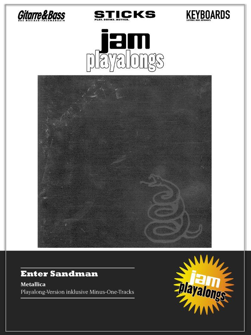 Produkt: Metallica – Enter Sandman