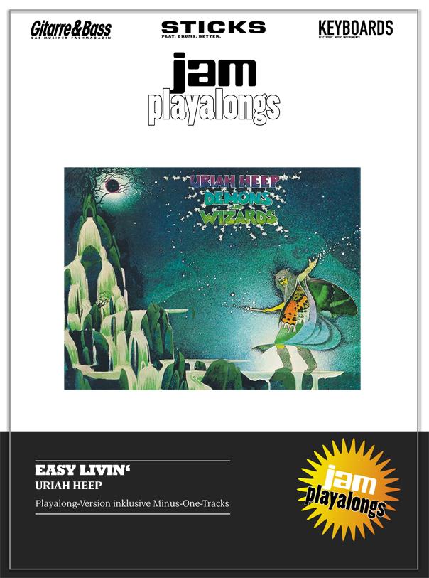 Produkt: Easy Livin' – Uriah Heep